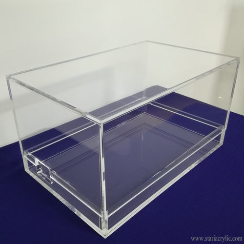 Clear Acrylic Case Storage Boxes for Moisture Analyser
