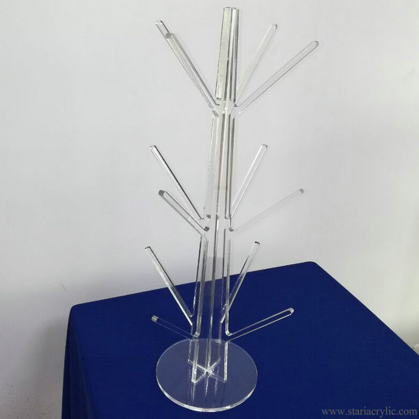 Self Assembly Acrylic Donut Tree